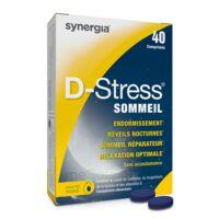 D-stress Sommeil Comprimés B/40 à VALENCE