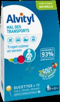 Alvityl Sucette Mal Des Transports B/10 à VALENCE