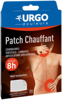 Patch Chauffant Decontractant Urgo X 2 à VALENCE