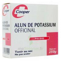 Cooper Alun Potassium Poudre B/250g à VALENCE