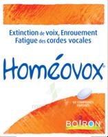 Boiron Homéovox Comprimés à VALENCE