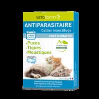 Vetoform Collier Antiparasitaire Preventif Pour Chat Et Chaton à VALENCE
