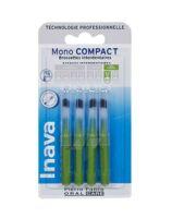 Inava Brossettes Mono-compact Vert Iso 6 2,2mm à VALENCE