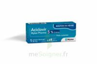 Aciclovir Mylan Pharma 5%, Crème à VALENCE