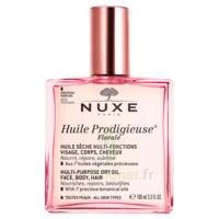 Huile Prodigieuse® Florale - Huile Sèche Multi-fonctions Visage, Corps, Cheveux 100ml + Parfum Floral à VALENCE