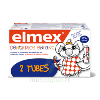 Elmex Duo Dentifrice Enfant, Tube 50 Ml X 2 à VALENCE