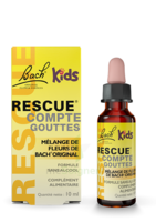 Rescue® Kids Compte-gouttes - 10 Ml à VALENCE