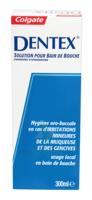 Dentex Solution Pour Bain Bouche Fl/300ml à VALENCE