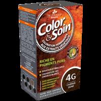 Color&soin Kit Coloration Permanente 4g Châtain Doré à VALENCE