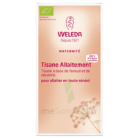 Weleda Tisane Allaitement 2x20g à VALENCE