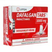 Dafalgantabs 1 G Cpr Pell Plq/8 à VALENCE
