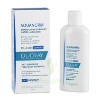 Ducray Squanorm Shampooing Pellicule Grasse 200ml à VALENCE