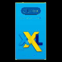 Durex Comfort Xxl Préservatif Lubrifié B/10 à VALENCE