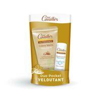 Rogé Cavaillès Nutrissance Pocket Crème Mains Douceur + Baume Lèvres Réparateur 30ml + 5,5g Edition Limitée à VALENCE