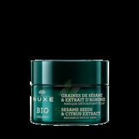 Nuxe Bio Masque Détoxifiant Eclat 50ml à VALENCE