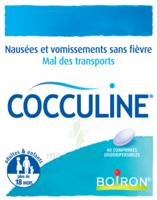 Boiron Cocculine Comprimés orodispersibles B/40 à VALENCE